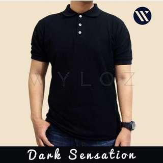 Black Premium Polo Shirt collection