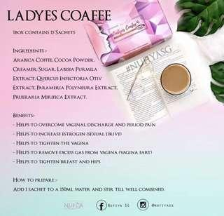LADYES COAFEE