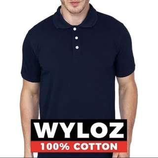 Navy Premium Trendy Polo Shirt