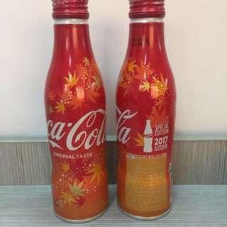 Coca Cola Special Edition 2017 AUTUMN