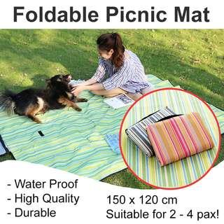 Water proof Upgraded Version Picnic Mat High quality assurance INSTOCK 2 COLORS