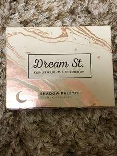 COLOURPOP X KATHLEEN LIGHTS DREAM ST. SHADOW PALETTE