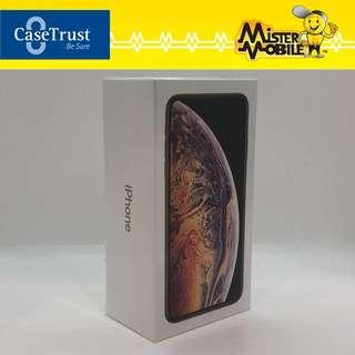 🚚 iPhone Xs Max 256 256GB Gold Apple Local New