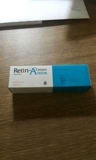 Tretinoin Retin-A 0.05% Cream