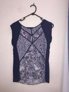 Jeanwest top