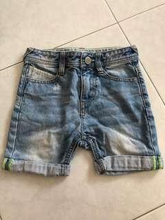 🚚 Esprit Boy short Jean