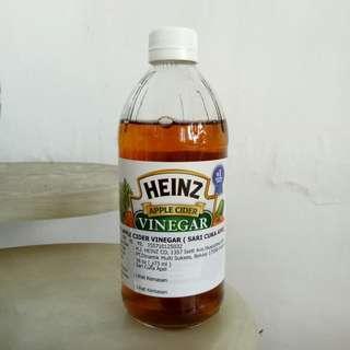 ORIGINAL Heinz Sari Cuka Apel