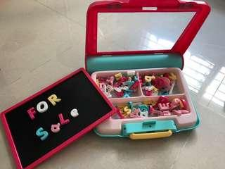 🚚 Early Learning Center (ELC) magnetic play center