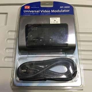 Universal Video Modulator RF-3600
