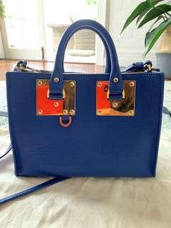 Sophie Hulme designer Albion Box bag