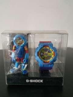 #50TXT Casio G-Shock GA-110F-2 Manbox