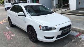 Rental - Mitsubishi lancer 1.5a