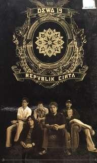 DEWA 19 -REPUBLIC CINTA CD+VCD