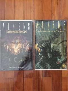 Dark Horse Aliens Comics
