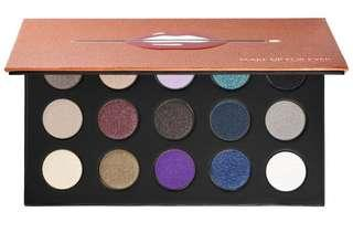 MAKE UP FOR EVER 15 ARTIST SHADOW PALETTE (LIMITED EDITION)