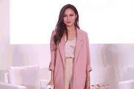 Stradivarius Pink Stripes Blazer