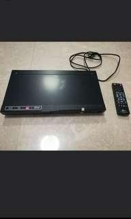 Blu ray player DVD player