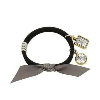 🚚 free mail* Bow vintage jewelry hair circle