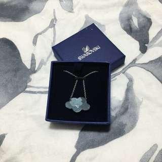 SWAROVSKI Pendant - Aquamarine Little Risette
