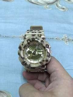 卡西歐女錶baby-G
