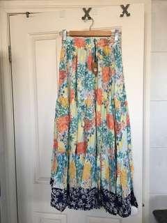 Jaase Coastal Love Maxi Skirt