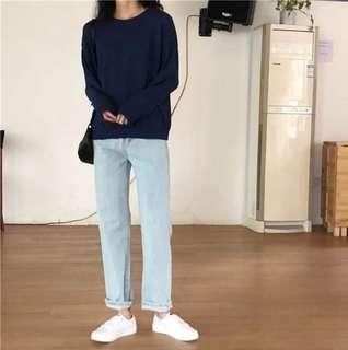 Highwaist Denim Jeans