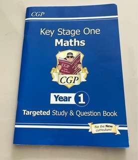 CGP Maths Key Stage 1