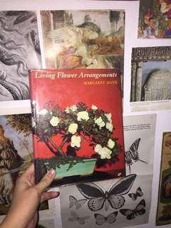 Vintage Floral Book