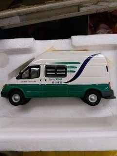 香港郵政 特快專遞 模型車