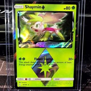 Shaymin Prism Star - 10/181 - Holo Rare