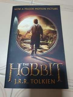 🚚 The Hobbit book.