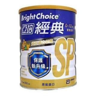 🚚 亞培經典SP黃豆基質奶粉850g