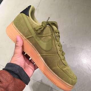 Nike Air Force 1 LVL8 Green