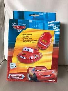 Lightning McQueen baby swim seat for sale