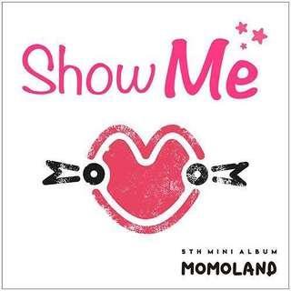 MOMOLAND - Show Me (5th Mini Album)