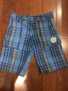 Boys Blue Short / celana pendek anak laki