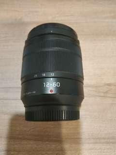 Panasonic Lumix 12-60mm f3.5-5.6