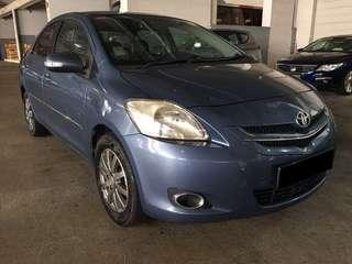 22.03.19 TO 25.03.19 FRI-MON TOYOTA VIOS MANUAL $180 (P PLATE WELCOME)