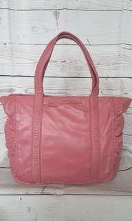 Preloved DKNY shopper's tote Authentic