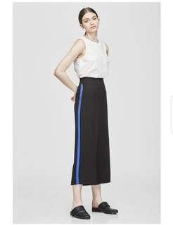 LALU Minimalist Side Panel Pants