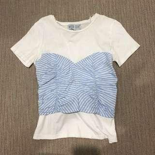 SOPHIE'S CLOSET - striped tshirt top