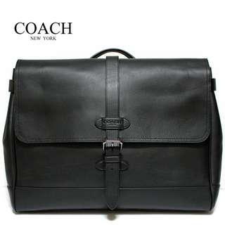 Authentic Coach F23204 Hudson Messenger Sling Crossbody Bag
