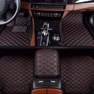 🇯🇵豐田Prius 30系 格仔線紋地墊