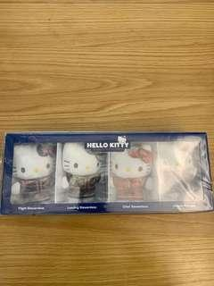 🚚 Limited edition Sanrio Hello Kitty Singapore Airlines Girls Set