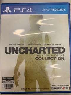 Uncharted 1~3 collection