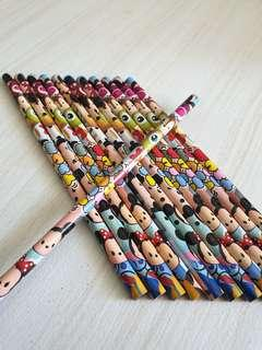 🚚 Tsum Tsum pencils