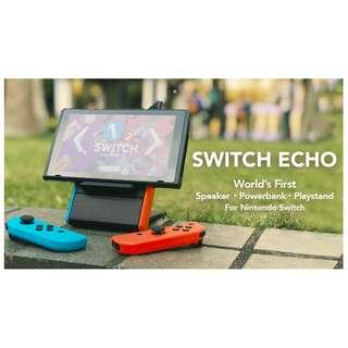 🚚 (Brand New) Switch Echo Speaker + Power Bank + KickStand