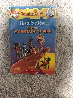 🚚 Thea Stilton and the mountain of fire