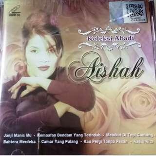 Koleksi Abadi Aishah VCD Karaoke