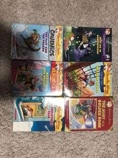 🚚 Geronimo Stilton special edition(other series) Books